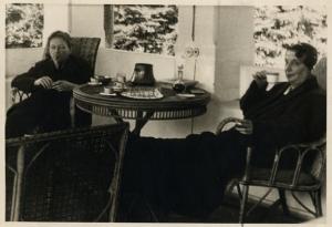 George si Maruca Enescu