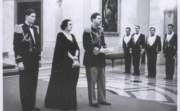 Elisabeta, Carol si Mihai