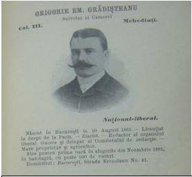 Grigore Em Gradisteanu